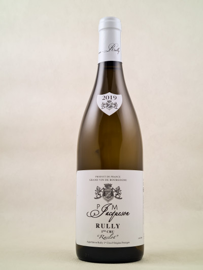 """Jacqueson - Rully 1er cru """"Raclot"""" 2019"""