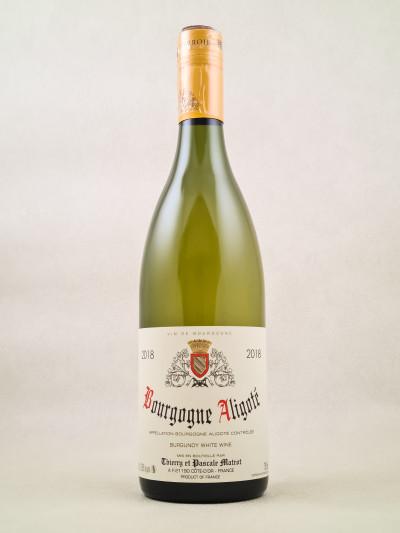 Jacqueson - Bourgogne Aligoté 2018