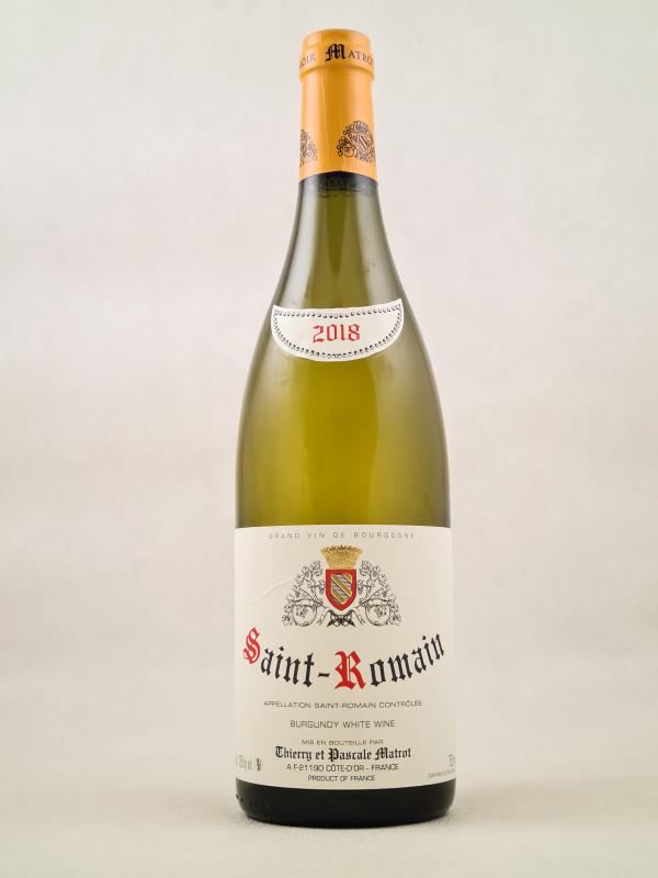 Matrot - Saint Romain 2018