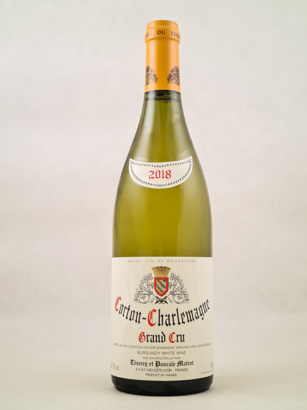 Matrot - Corton Charlemagne 2018