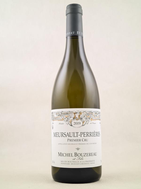 "Michel Bouzereau - Meursault 1er cru ""Perrières"" 2019"