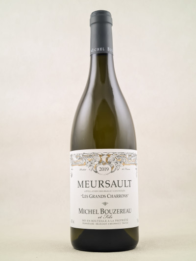 "Michel Bouzereau - Meursault ""Les Grands Charrons"" 2019"