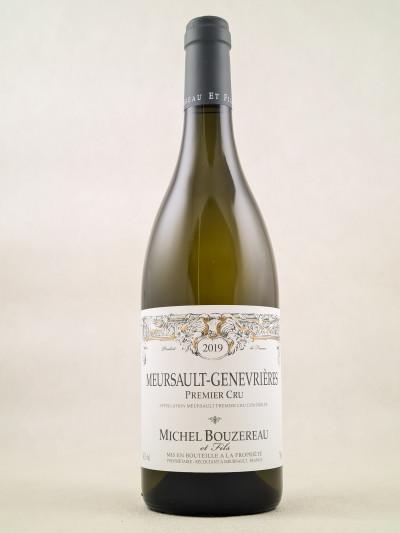 "Michel Bouzereau - Meursault 1er cru ""Genevrières"" 2019"