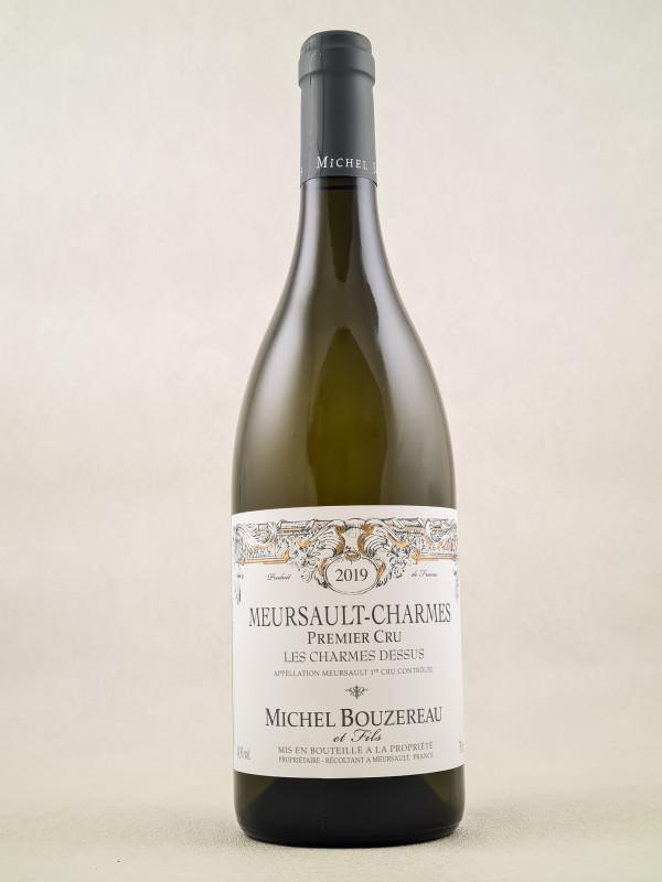 "Michel Bouzereau - Meursault 1er cru ""Charmes"" 2019"