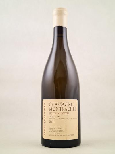 "Pierre-Yves Colin-Morey - Chassagne Montrachet 1er cru ""Chenevottes"" 2008"