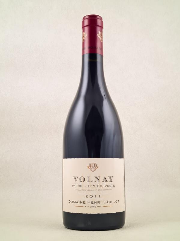 """Henri Boillot - Volnay 1er cru """"Les Chevrets"""" 2011"""