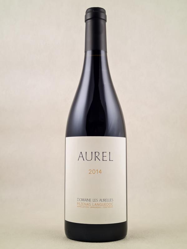 """Les Aurelles - Pézenas Languedoc """"Aurel"""" 2014"""