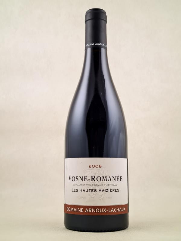 """Arnoux Lachaux - Vosne Romanée """"Les Hautes Maizières"""" 2008"""
