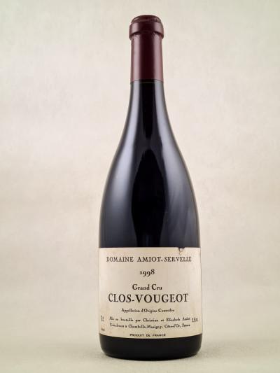 Amiot Servelle - Clos Vougeot 1998
