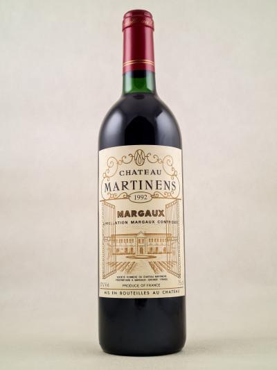Martinens - Margaux 1992