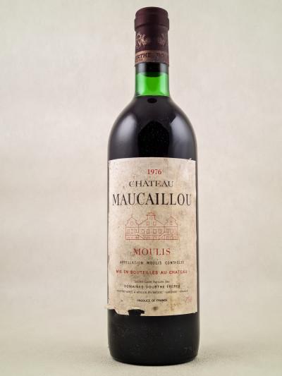 Maucaillou - Moulis 1976