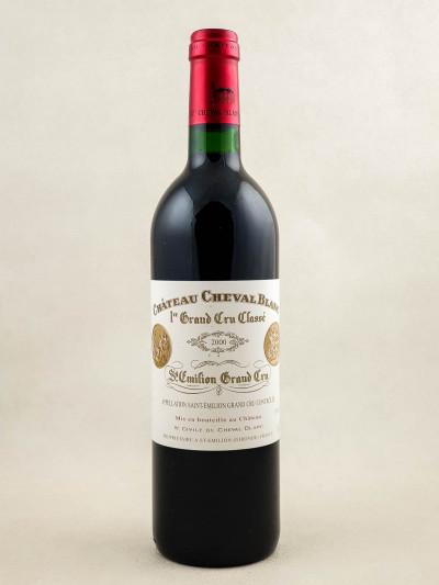 Cheval Blanc - Saint Emilion 2000