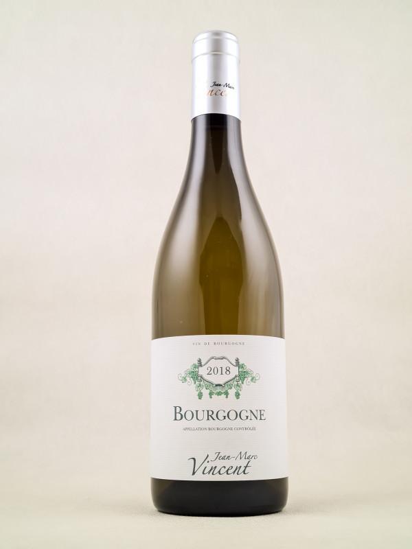 JM Vincent - Bourgogne 2018