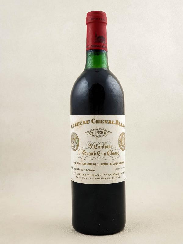 Cheval Blanc - Saint Emilion 1980
