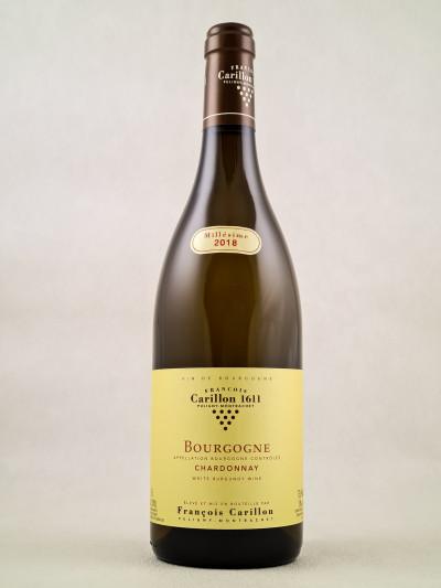 François Carillon - Bourgogne Chardonnay 2018
