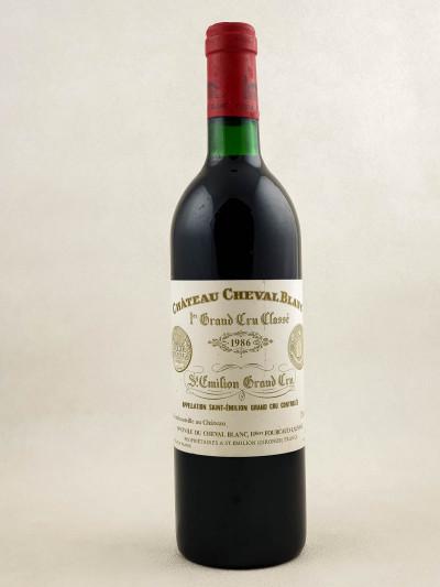 Cheval Blanc - Saint Emilion 1986