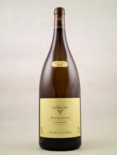François Carillon - Bourgogne Chardonnay 2018 MAGNUM
