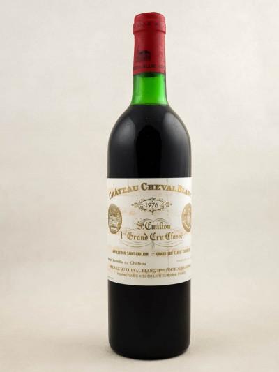 Cheval Blanc - Saint Emilion 1976