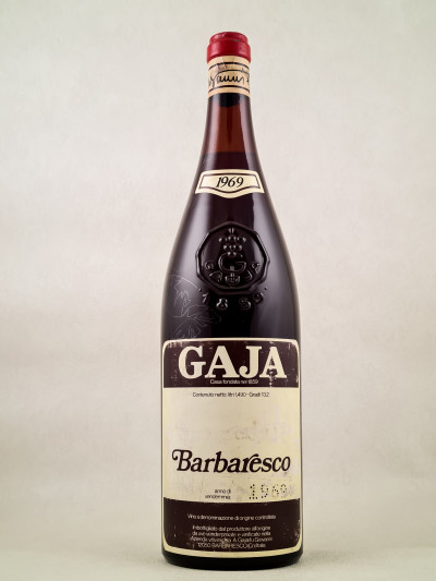 Angelo Gaja - Barbaresco 1969