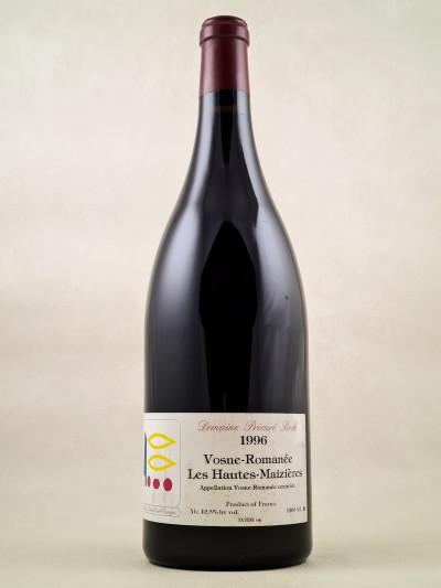 """Prieuré Roch - Vosne Romanée """"Les Hautes Maizières"""" 1996"""
