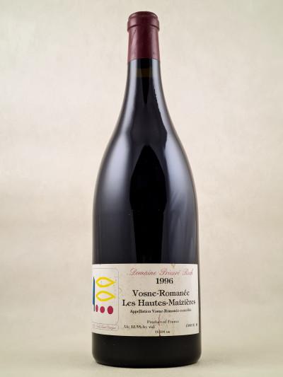 """Prieuré Roch - Vosne Romanée """"Les Hautes Maizières"""" 1996 MAGNUM"""