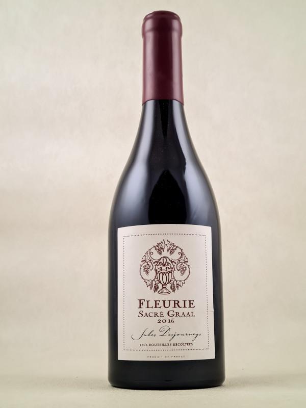 "Jules Desjourneys - Fleurie ""Sacré Graal"" 2016"
