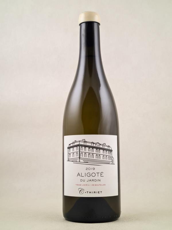 "Thiriet - Bourgogne Aligoté ""Du Jardin"" 2019"