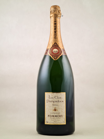 Pommery - Les Clos Pompadour 2003 MAGNUM