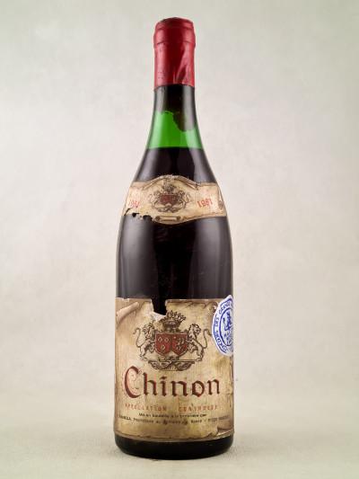 Domaine du Roncée - Chinon 1981