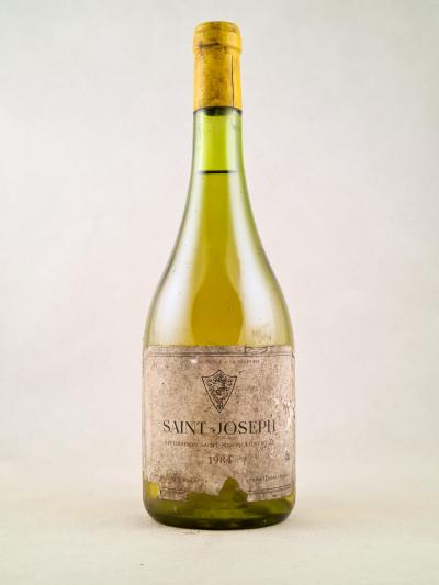 Union des Propriétaires de Vins Fins - Saint Joseph 1984