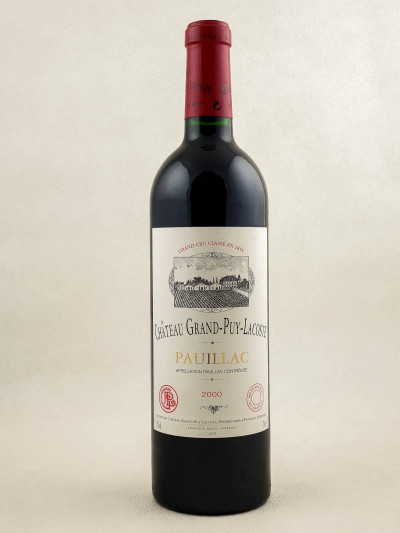 Grand Puy Lacoste - Pauillac 2000