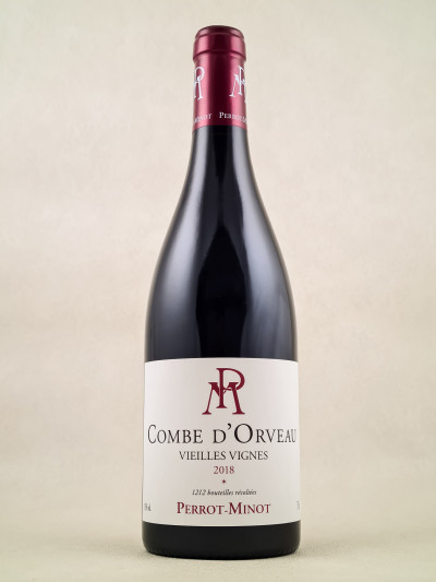 "Perrot Minot - Chambolle Musigny 1er cru ""La Combe d'Orveau"" 2018"