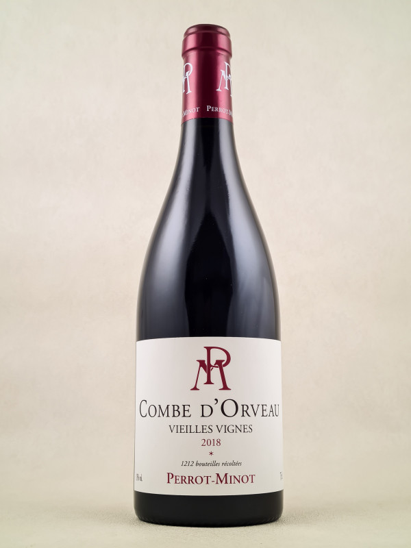 """Perrot Minot - Chambolle Musigny 1er cru """"La Combe d'Orveau"""" 2018"""
