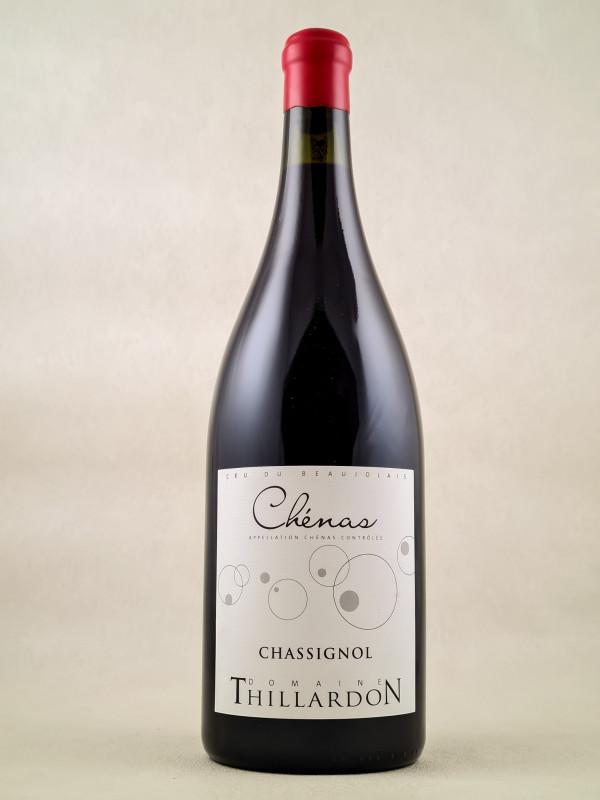 "Thillardon - Chénas ""Chassignol"" 2015"