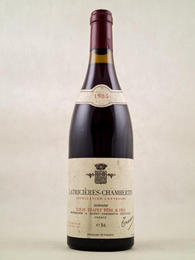 Trapet - Latricières Chambertin 1985