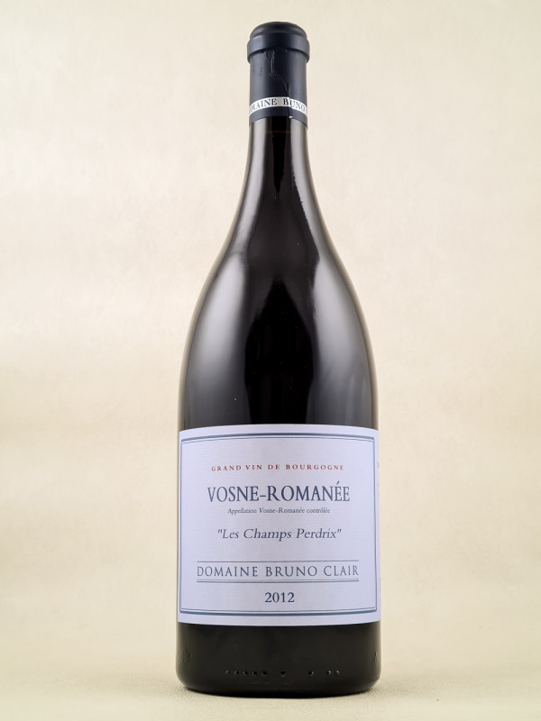 "Bruno Clair - Vosne Romanée ""Champs Perdrix"" 2012"