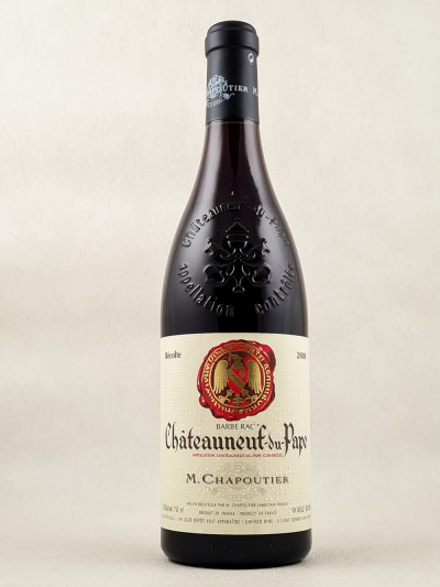 Chapoutier - Châteauneuf du Pape 2000