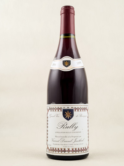 Dureuil Janthial - Rully rouge 1995