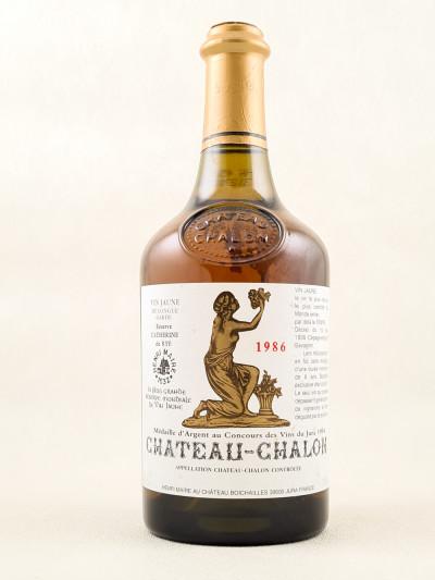 Henri Maire - Château Châlon Vin Jaune 1986