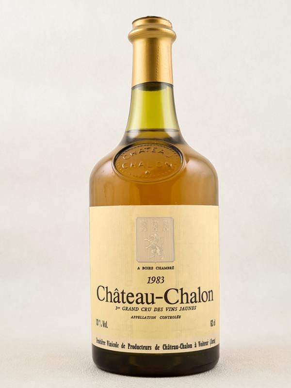 Fruitière Vinicole de Château-Chalon - Château Châlon Vin Jaune 1983