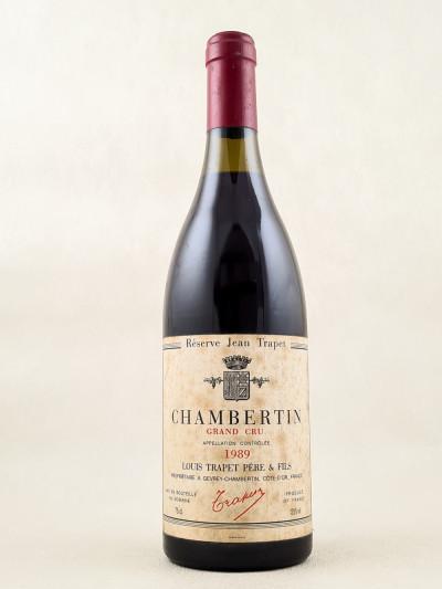 Trapet - Chambertin 1989