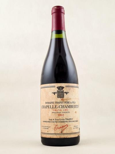 Trapet - Chapelle Chambertin 1992