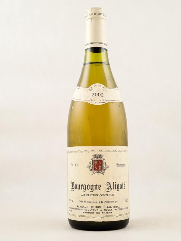 Dureuil-Janthal - Bourgogne Aligoté 2002