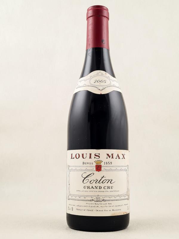 Louis Max - Corton 2005
