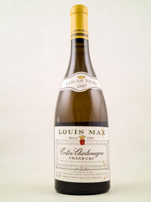 Louis Max - Corton Charlemagne 2009