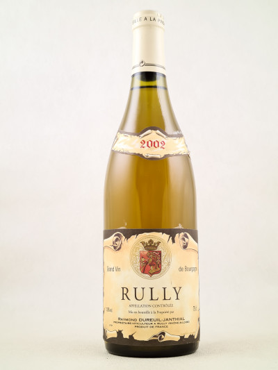 Dureuil Janthial - Rully 2002