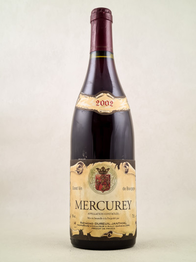 Dureuil Janthial - Mercurey 2002