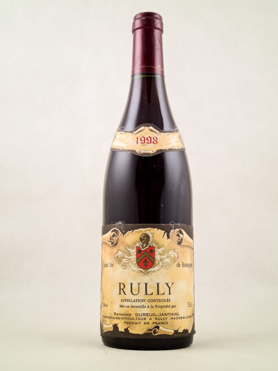 Dureuil Janthial - Rully rouge 1998