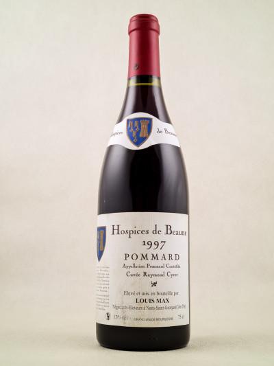 "Louis Max Hospices de Beaune - Pommard ""Cuvée Raymond Cyrot"" 1997"