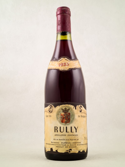 Dureuil Janthial - Rully rouge 1985